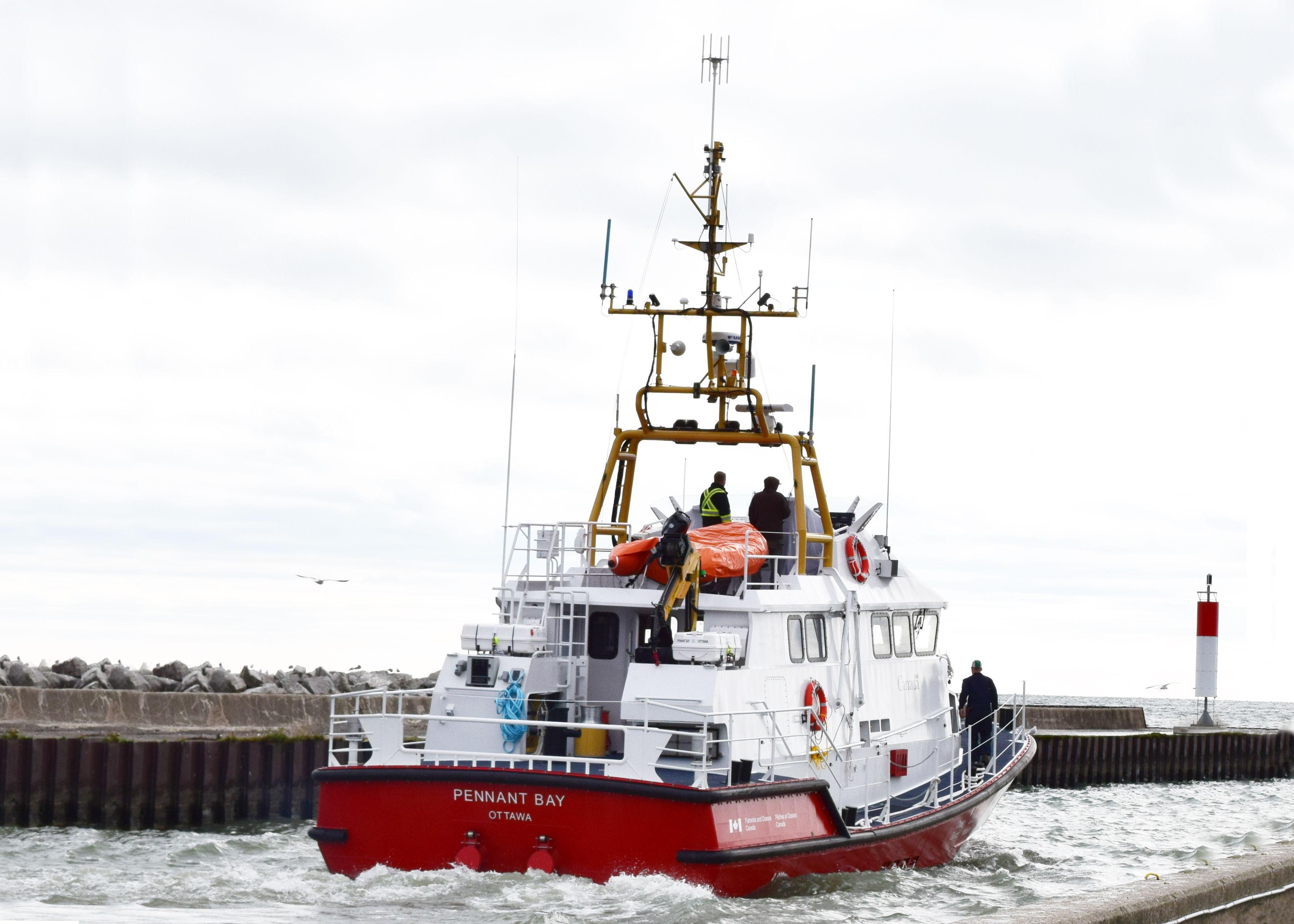 Pennant Bay 2 (5x7) stern