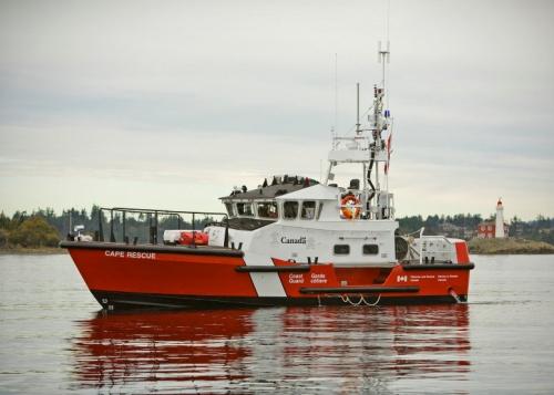 Cape Rescue 1 (5x7)
