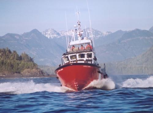 Cape St. James 2 (5x7) bow