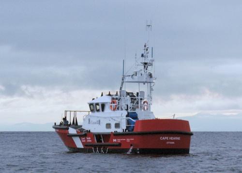 Cape Hearne 3 (5x7)