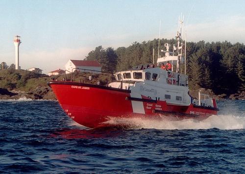 Cape St. James 3 (5x7)