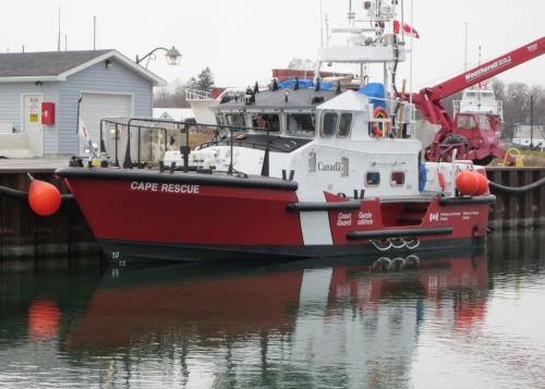 Cape Rescue 2 (5x7) amarré